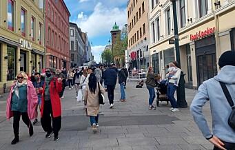 Nye Nav-tall: Ledighet går ned i Oslo. Men er fortsatt dobbelt så høy som før koronapandemien