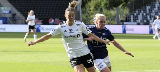 Ny nedtur mot RBK: Nå må Vålerenga-damene virkelig slåss for seriesølv