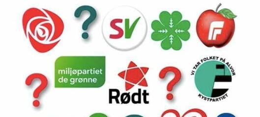 Hva er din viktigste Oslo-sak i stortingsvalget? Her er hva partiene svarer