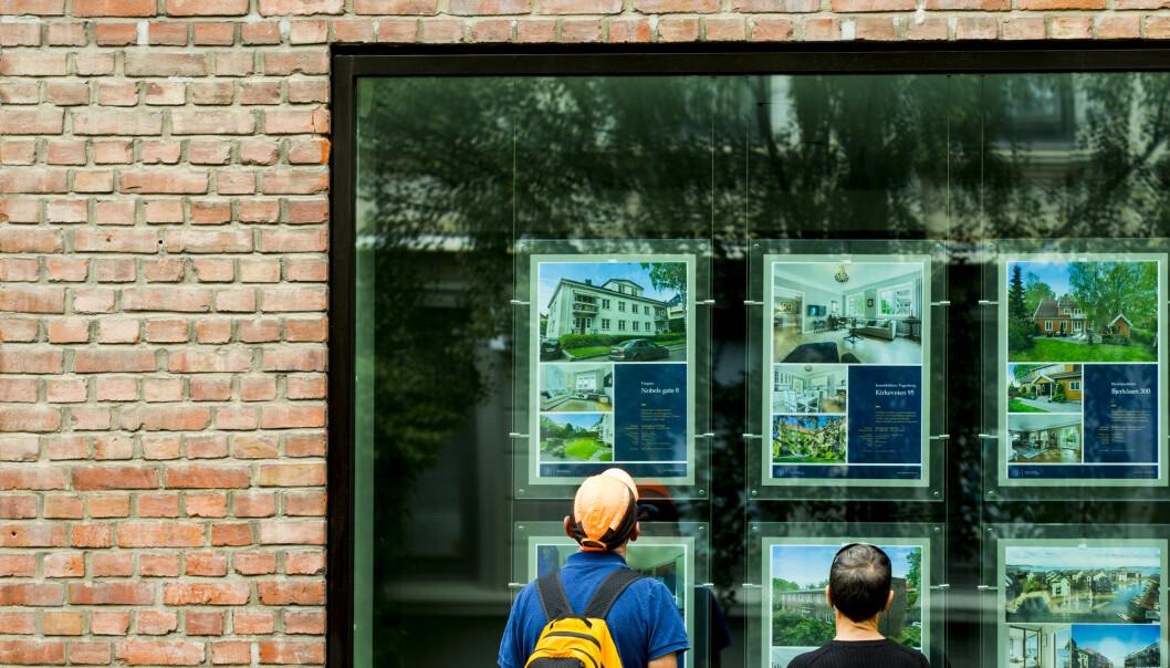 For mange er sin egen bolig blitt til en uoppnåelig drøm.