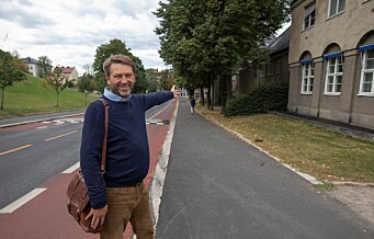 Kjøp av Veterinærhøgskolen: Høyre vil ha park fra Idioten og nesten opp til Ullevål sykehus