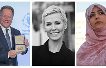 Nobels Fredssenter inviterer til stormønstring om mat og fred