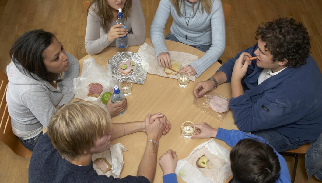 Byrådet mener det er en lur investering å sikre at alle elever får mat.