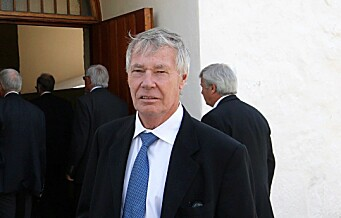 Rune Gerhardsen minnet med ett minutts stillhet i bystyret. - Han satte sine tydelige spor i Oslo