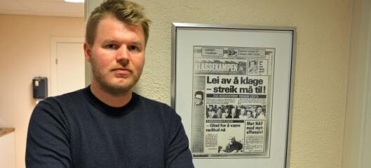 Heismontørene nekter å reparere heiser ved Operaen og Det norske teatret, så lenge de er i streik