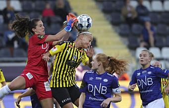 Vålerenga ute av Champions League etter tap for svenske Häcken