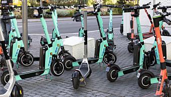 I morgen kuttes antallet elsparkesykler drastisk. Byen kan bli full av elsparkesykler som ikke kan brukes