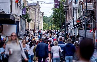 Alle voksne er tilbudt vaksine - likevel går nær 74.000 rundt i Oslo uvaksinert. Sjekk din aldersgruppe