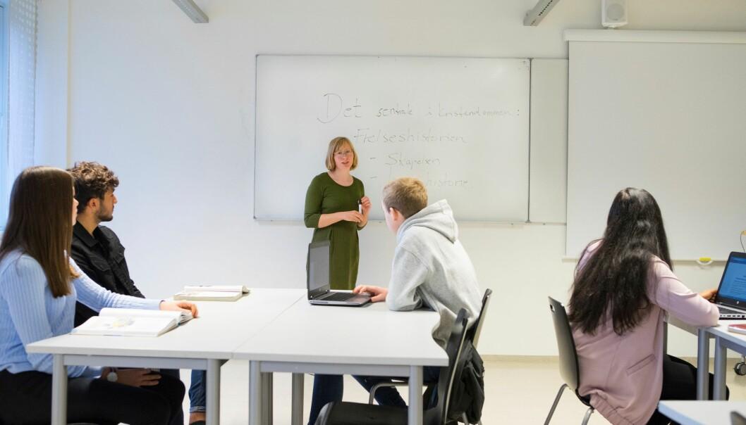 Først da Høyres utdanningspolitiker tok kontakt snudde utdanningsetaten og Oslo kommune. Før det var det bestemt at private skoler og friskoler ikke fikk hutrigtester av kommunen.