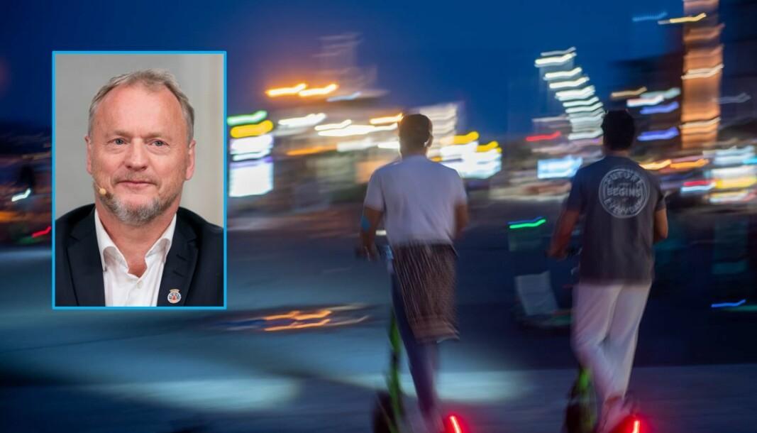 Byrådet vant en svært synlig seier mot elsparkesykkelfirmaene rett før valget.