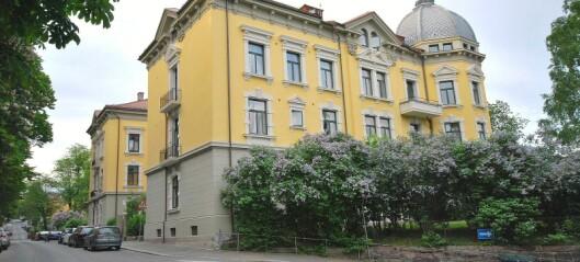 125 år gammelt Studiehjem for unge piker, på St. Hanshaugen, får 600.000 til fasaden