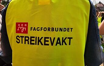 Kan bli streik ved St. Hanshaugen omsorgssenter