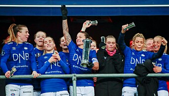 Vålerengas damer møter Rosenborg i cupsemifinale