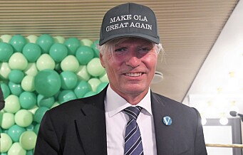 Ola Elvestuen (V) klarte det igjen og er inne på Stortinget: - Kampen for rusreform hjalp Venstre til godt Oslo-valg