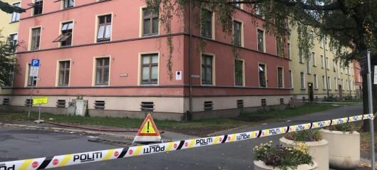 En 20 år gammel mann er varetektsfengslet, siktet for brannstiftelse i en bygård på Torshov