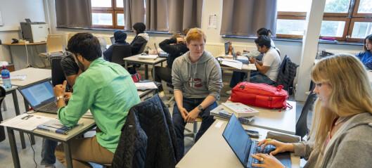 – Oslos elever fortjener at vi anerkjenner de store manglene ved et rent karakterbasert opptak