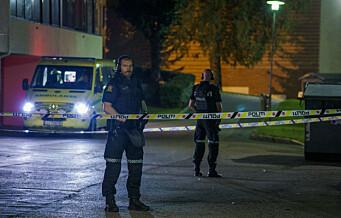 Mann pågrepet etter skyting på Trosterud