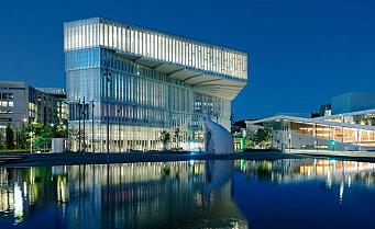 Her er de tre finalistene som skal kjempe om Oslo bys arkitekturpris