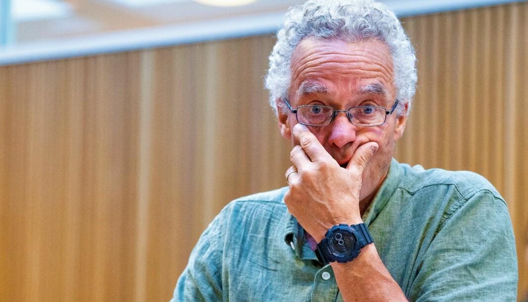 – Er det norske MDGs skjebne å si de usminkede sannhetene mens vi produserer stemmer til partier som drukner budskapet i honning og forpliktelsene i suppe? spør Rasmus Hansson.