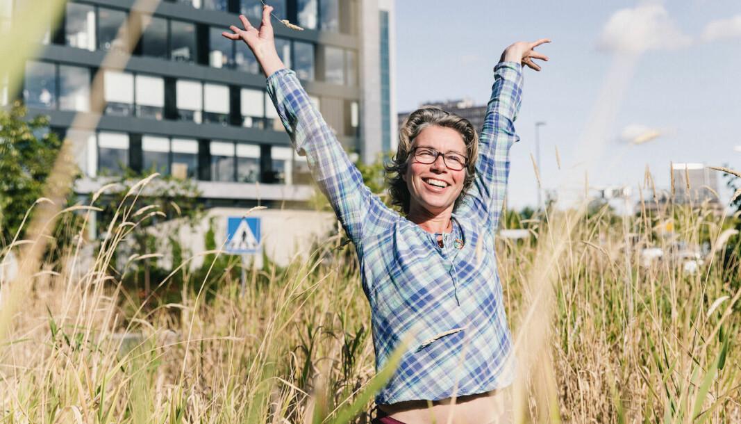 Kathrine Omnia Strøm er utviklingssjef i Cowi og får heder sammen med bymiljøetaten etter årets pris for landskapsarkitektur.