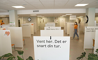 Vaksinering av 12- til 15-åringer i Oslo: 4 av 10 er nå ferdigvaksinert mot korona