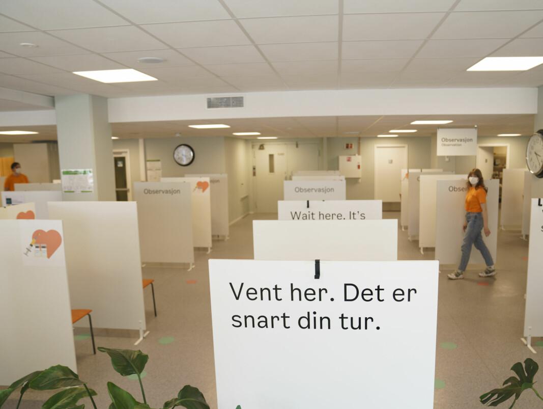 Anbefalinger fra norske helsemyndigheter er at aldersgruppen 12 til 15 år kun skal få en dose av koronavaksinen.
