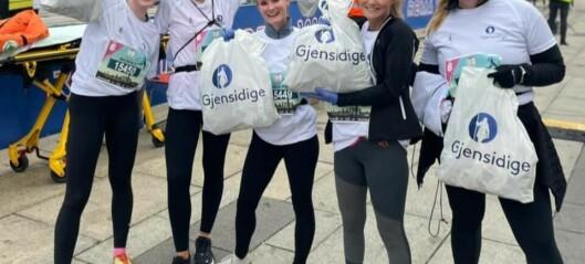 Politiet roser arrangøren av Oslo Maraton: - Takk til alle som bidro