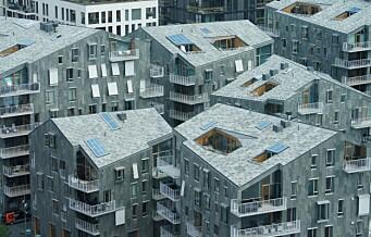 - Misforståelser rundt Oslo bys arkitekturpris
