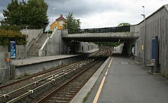 Politiet fant øks: Fem mindreårige stanset på Makrellbekken T-banestasjon