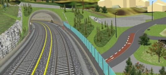 Utbedring av T-banens linjer 2 og 3 ved Hellerud starter innen nyttår