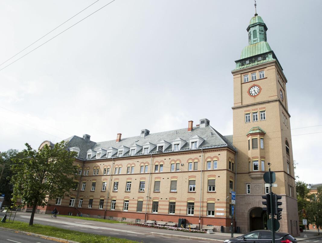 — Dette smitteutbruddet viser at pandemien ikke er over og at selv fullvaksinerte kan bli smittet, sier avdelingsleder Dag Jacobsen ved Ullevål sykehus.