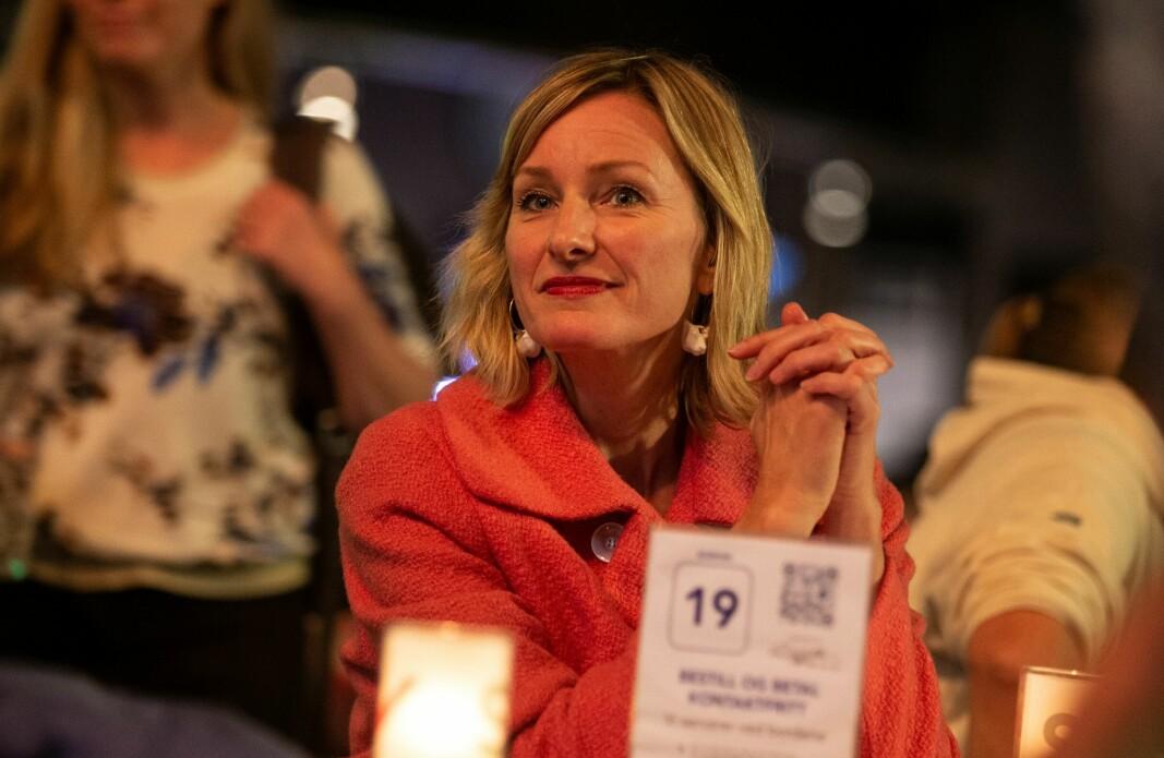 SV-byråd Inga Marte Thorkildsen brukte nær fire måneder på å besvare et skriftlig spørsmål fra Høyre om 137 millioner kroner til oppkjøp av private barnehager..