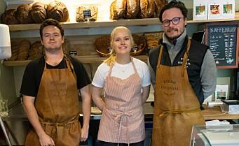 Hos Nikolai, Louise og Jens Wilhelm i Bygdø Kolonial får du verdens mest eksklusive biff og kaviar