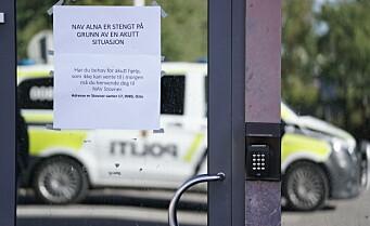 Nav-kontor i Alna stengt etter trussel
