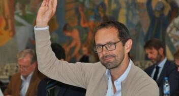 - Tullete og unødvendig sosialisme, sier Hallstein Bjercke (V) om byrådets punktum for private sykehjem