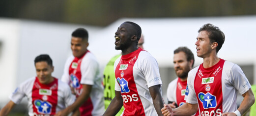 Cupbombe: Kristiansund røk for Oslo-laget KFUM