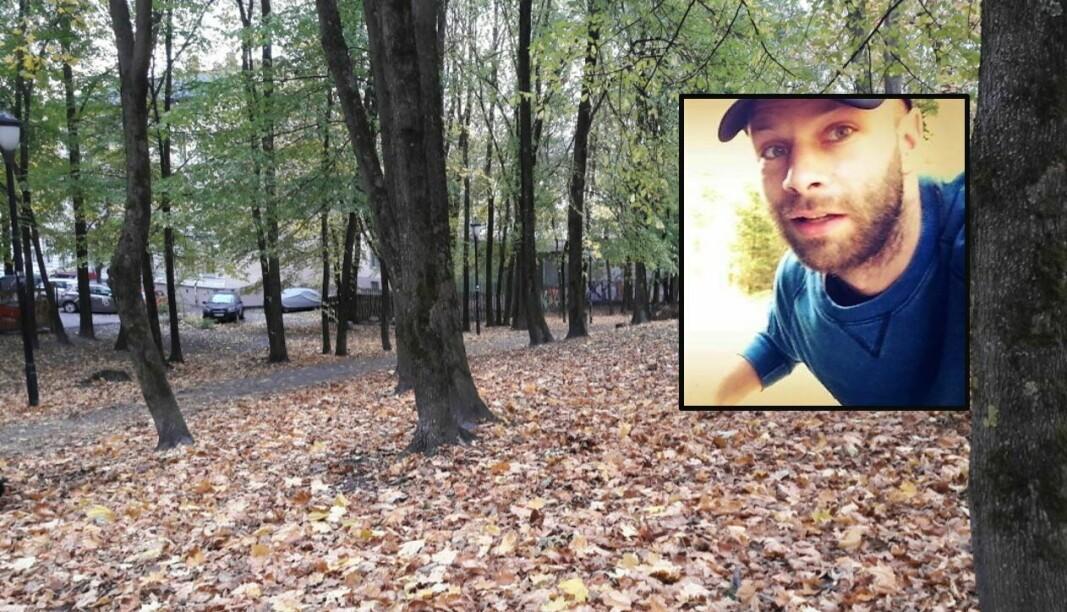 Knut Ole Sjøli har, sammen med mange av naboene i området, kjempet for trærne i Klosterenga park, ved Oslo fengsel.