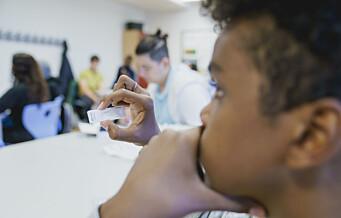 Massetesting i barnetrinnet i osloskolen fredag
