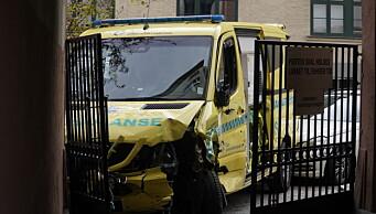 Ambulansekapreren har byttet forsvarer