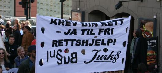 – Byrådet kutter for de svakeste som oppsøker Jussbuss