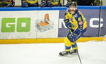 Grüner tapte 5-1 borte mot Storhamar, dro hjem med et trøstemål ved Tim Robin Johnsgård