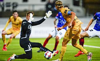 Vålerenga holdt unna lenge, men Botheim sikret Glimt-seier