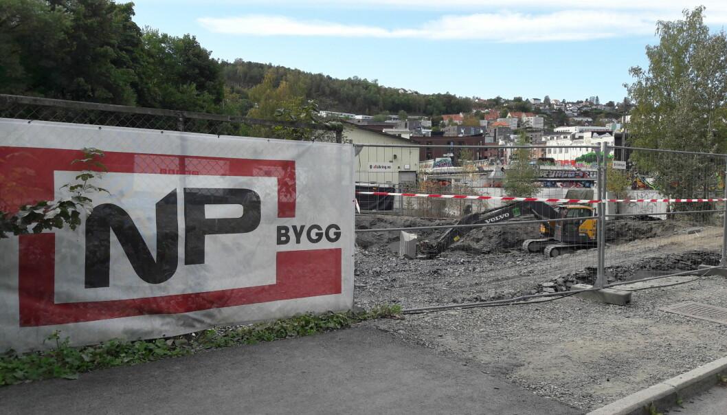 Plan- og bygningsetaten forsikrer at byggeaktiviteten i Arnljot Gellines vei 1 ikke påvirker kvikkleireområdet lenger ned i Kværnerdalen