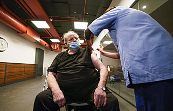 Innbyggerne i Oslo kan velge vaksinetype mot korona