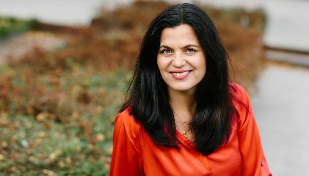 Nina Solli har hatt ulike roller i NHO i 20 år, og har hatt ansvar for flere store NHO-prosjekter. Nå blir hun ny toppsjef for Byggenæringens Landsforening