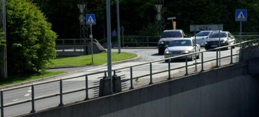 To kollisjoner mellom bil og elsparkesykkel på Bygdøylokket iløpet av samme dag