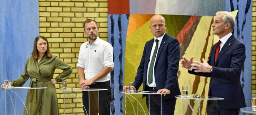– I Oslo må ambisjonen være å skape 50.000 nye jobber i privat sektor