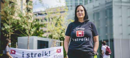 Streikende i Oslo fikk ikke mer i lønn fra Rikslønnsnemnda