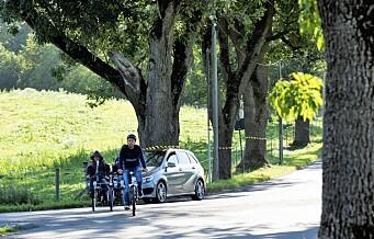 Sykkelveiplanene på Bygdøy omfavnes av lokalpolitikerne i bydelen. – Sender et kraftig signal til byrådet
