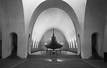 I dag stenger Vikingskipshuset på Bygdøy. – En gledens dag